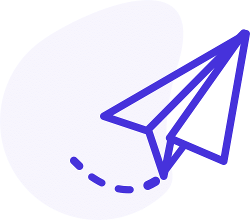 shape with mail icon