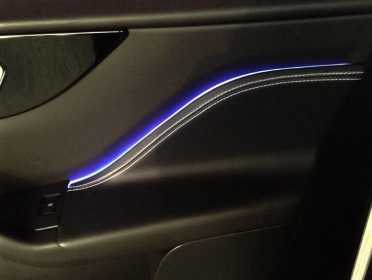 Car Door Lighting